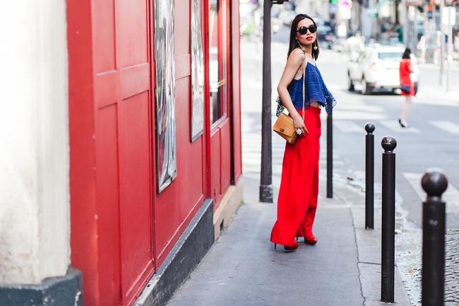Ngưỡng mộ với cô gái Việt siêu chất, nổi bật ở tuần lễ thời trang Paris - Ảnh 21.