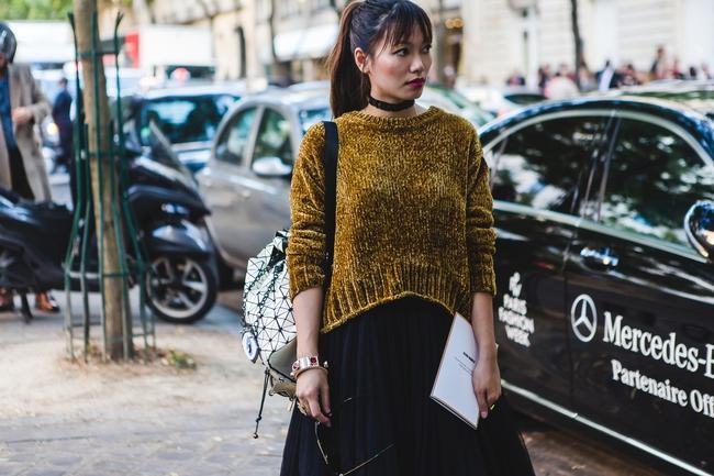 Ngưỡng mộ với cô gái Việt siêu chất, nổi bật ở tuần lễ thời trang Paris - Ảnh 23.