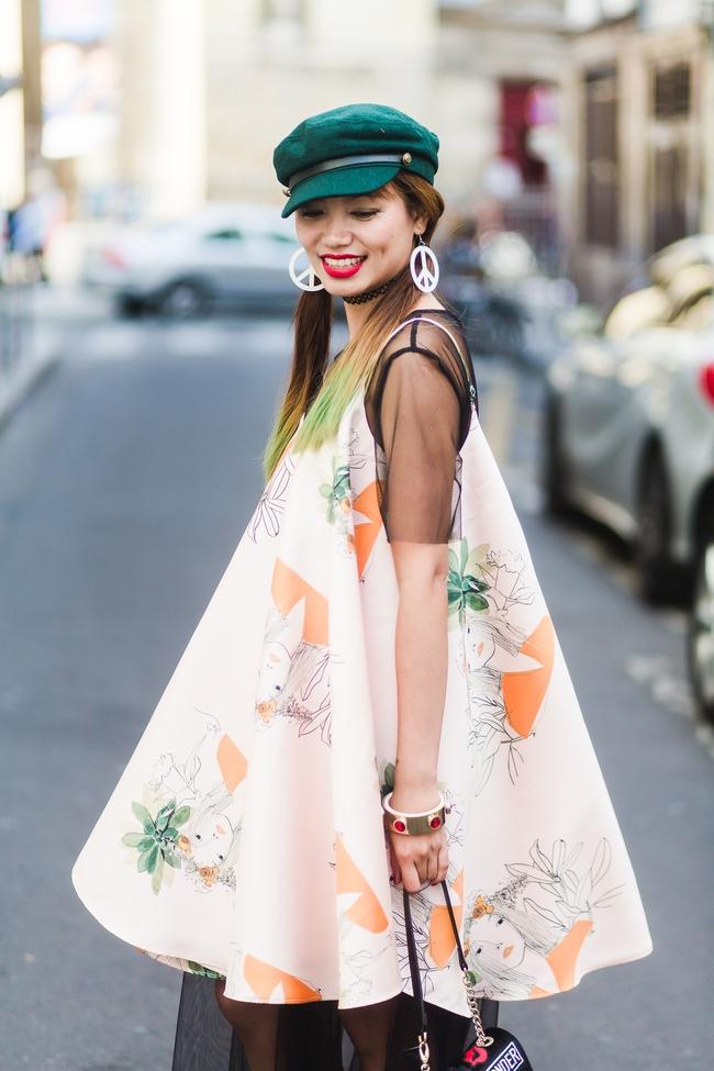 Ngưỡng mộ với cô gái Việt siêu chất, nổi bật ở tuần lễ thời trang Paris - Ảnh 22.