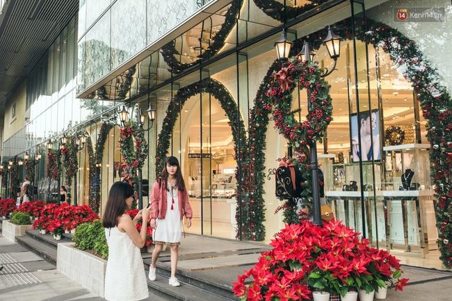 Có thể bạn không để ý, Sài Gòn đã đẹp lộng lẫy và ngập tràn không khí Giáng Sinh rồi - Ảnh 10.