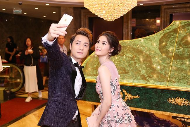 Hoa hậu Đỗ Mỹ Linh ngày càng quyến rũ, vợ chồng Đăng Khôi hạnh phúc dự sự kiện - Ảnh 5.