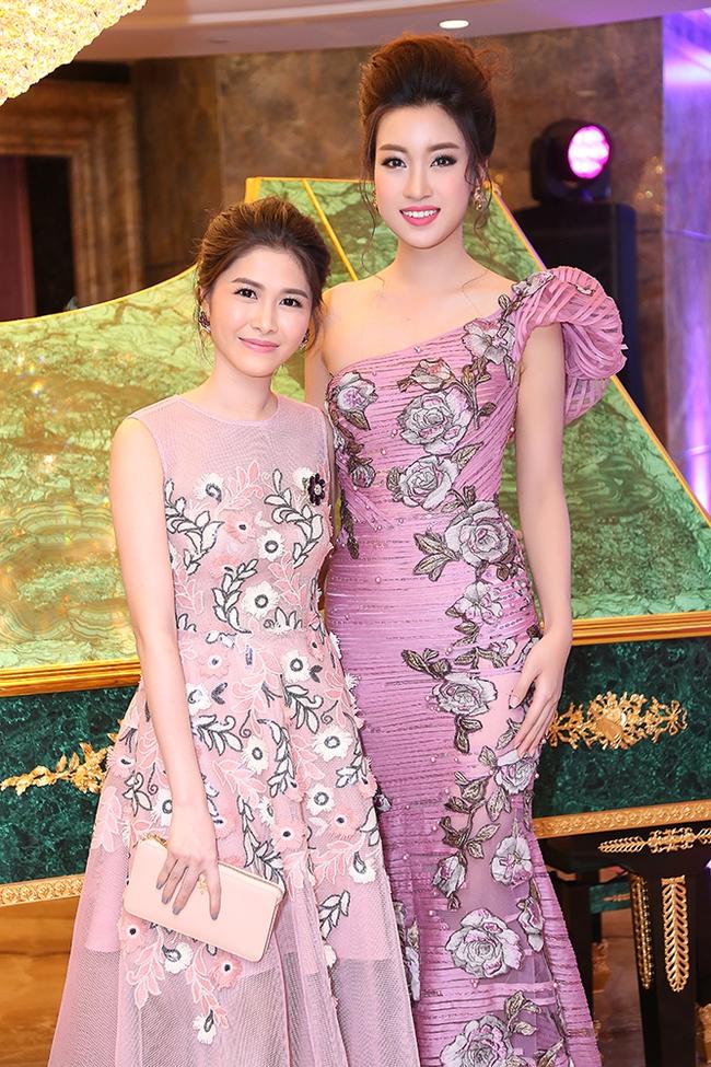 Hoa hậu Đỗ Mỹ Linh ngày càng quyến rũ, vợ chồng Đăng Khôi hạnh phúc dự sự kiện - Ảnh 6.