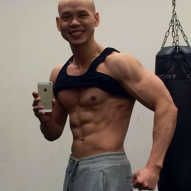 Ở tuổi 41, Phan Đình Tùng vẫn gây ấn tượng với thân hình 6 múi không thể chuẩn hơn! - Ảnh 3.