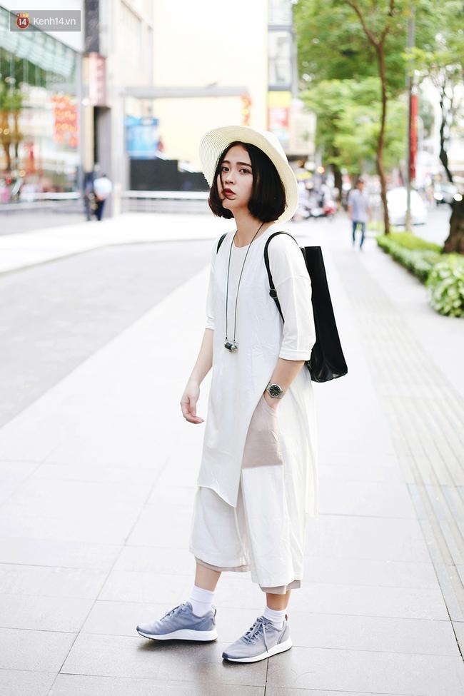 Street style trông sướng cả mắt vì ngập tràn xu hướng hot của giới trẻ 2 miền - Ảnh 13.
