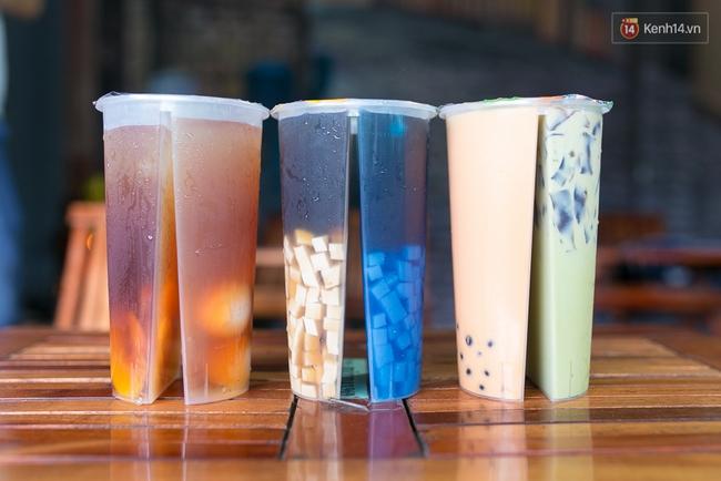 Trà sữa nhiều ngăn chính là thức uống hot nhất của giới trẻ 3 miền trong suốt mùa hè qua! - Ảnh 1.