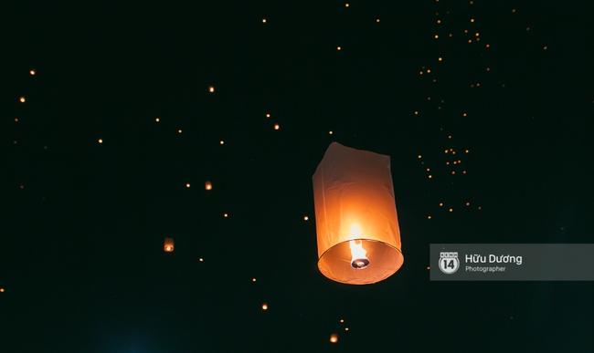 Có bạn nào đang ở Chiang Mai và vừa được ngắm hai lễ hội đèn trời tuyệt đẹp ở đây không? - Ảnh 3.