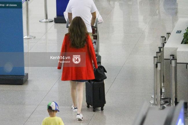 Ngọc Trinh xinh đẹp xuất hiện ở sân bay, sang Mỹ thăm người tình tỷ phú? - Ảnh 6.