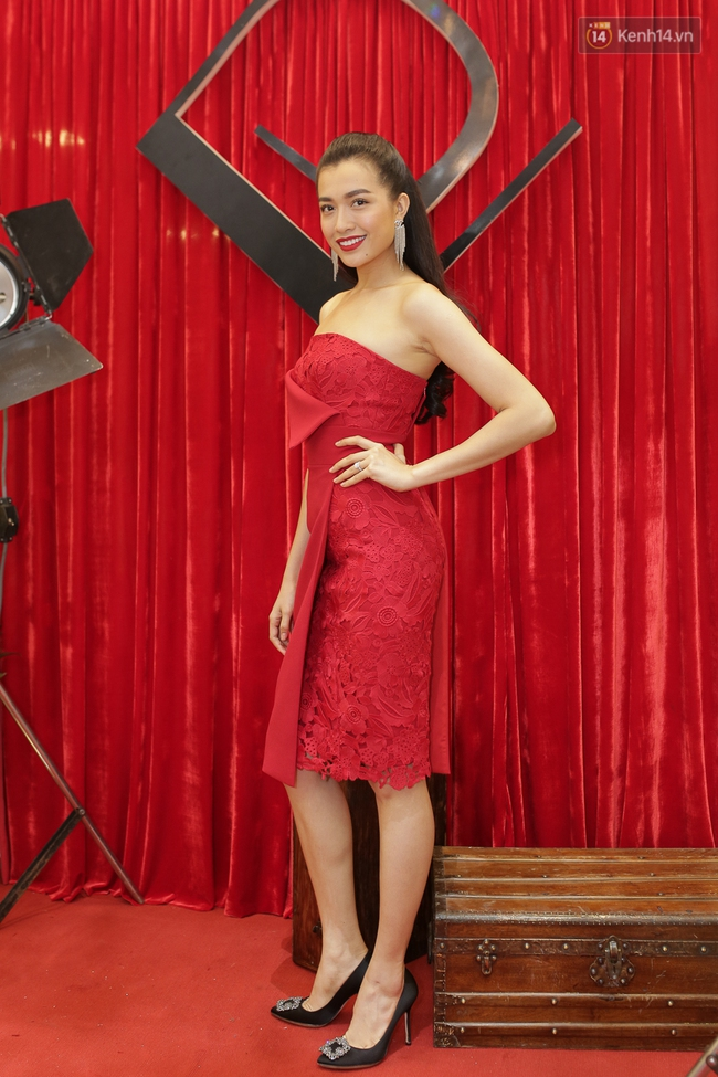 Ngọc Trinh, Mai Ngô đọ nhan sắc với dàn mỹ nhân tại sự kiện - Ảnh 11.