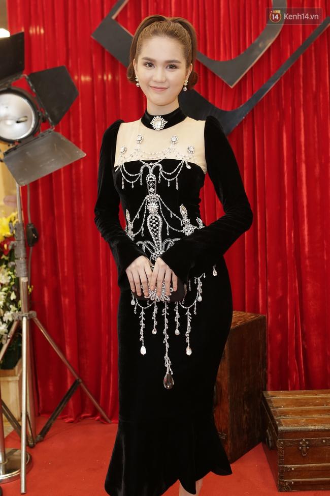 Ngọc Trinh, Mai Ngô đọ nhan sắc với dàn mỹ nhân tại sự kiện - Ảnh 2.