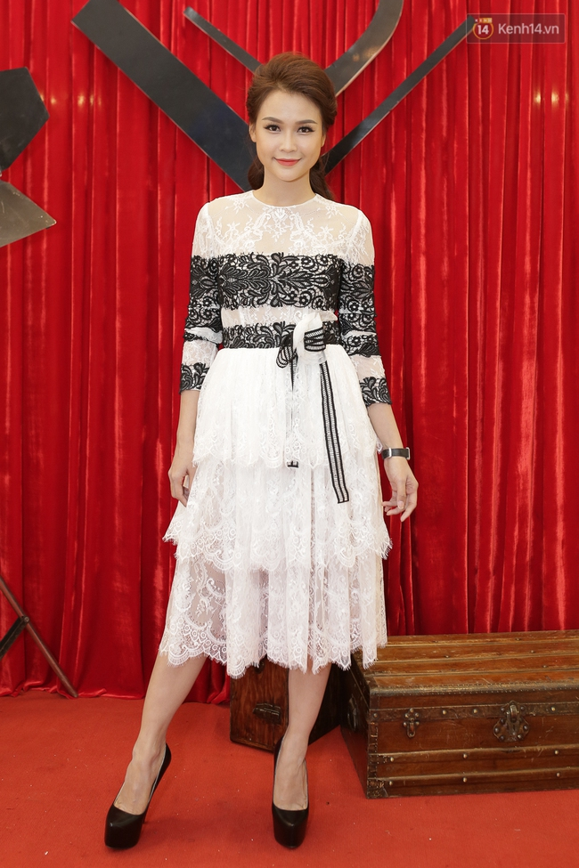 Ngọc Trinh, Mai Ngô đọ nhan sắc với dàn mỹ nhân tại sự kiện - Ảnh 20.