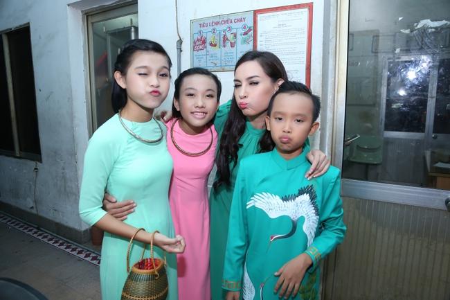 Hồ Văn Cường tất bật chạy show sau khi đăng quang Vietnam Idol Kids - ảnh 5