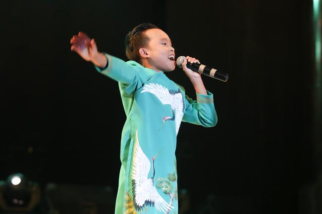 Hồ Văn Cường tất bật chạy show sau khi đăng quang Vietnam Idol Kids - ảnh 7