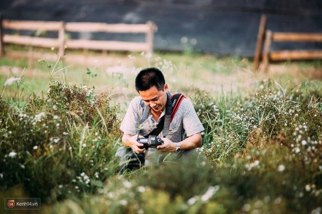 Một cánh đồng hoa bao la với bầy cừu xinh xắn, ở Hà Nội cũng có rồi đấy! - Ảnh 13.