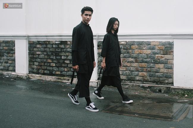 Street style chất chẳng kém thế giới của Hà Nội & Sài Gòn - Ảnh 17.