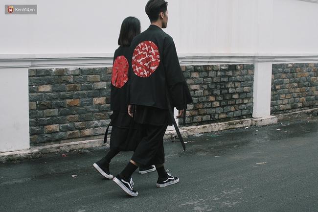 Street style chất chẳng kém thế giới của Hà Nội & Sài Gòn - Ảnh 18.