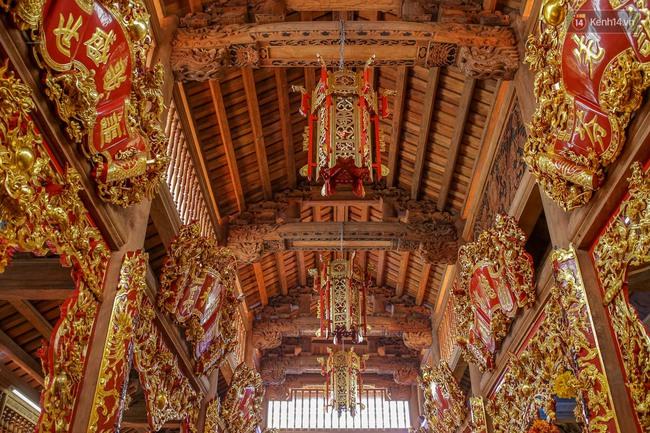Cập nhật: Khung cảnh nhà thờ Tổ trị giá 100 tỷ của Hoài Linh - Ảnh 8.