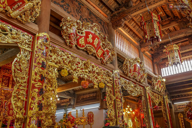 Cập nhật: Khung cảnh nhà thờ Tổ trị giá 100 tỷ của Hoài Linh - Ảnh 10.