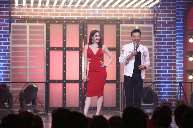 Ngọc Trinh sexy làm host bên Trấn Thành trong show truyền hình mới - Ảnh 7.