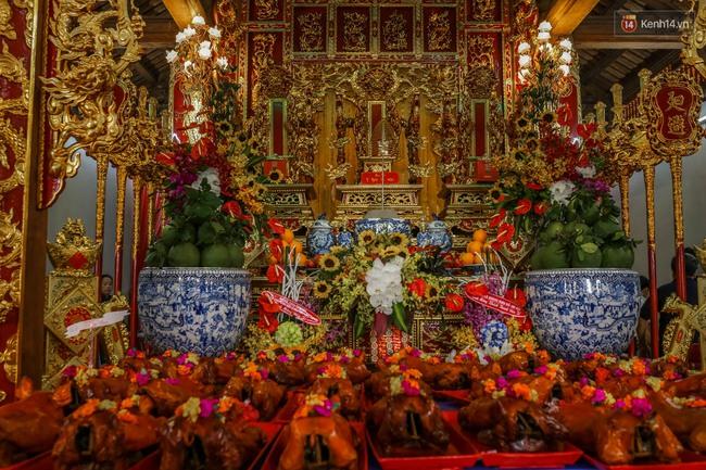 Cập nhật: Khung cảnh nhà thờ Tổ trị giá 100 tỷ của Hoài Linh - Ảnh 13.