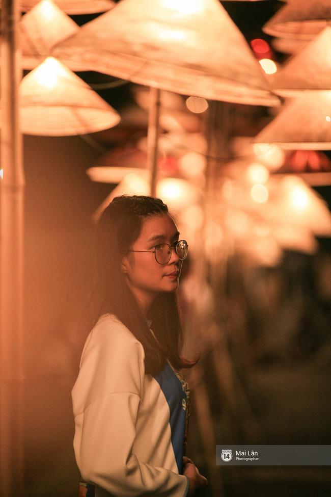 Hà Nội đẹp lung linh với hàng ngàn chiếc nón lá thắp sáng trong Festival Áo dài 2016 - Ảnh 8.
