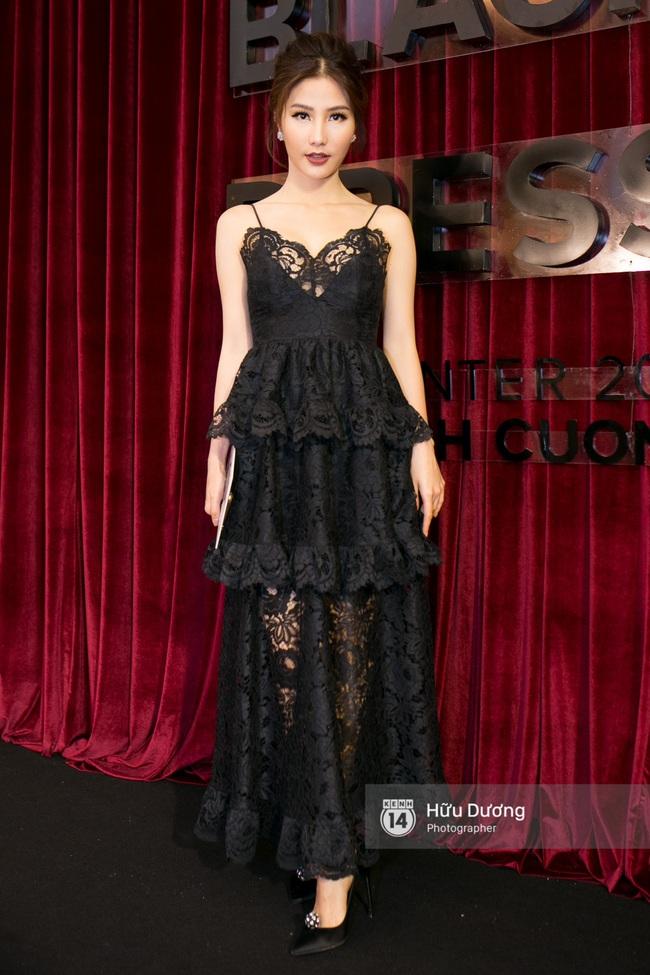 Ma nữ tóc hồng Angela Phương Trinh quá nổi bật, lấn át cả Hoa hậu Kỳ Duyên trên thảm đỏ - Ảnh 16.