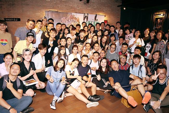 Hoàng Thùy Linh mừng sinh nhật sớm, cùng fan xem trước MV mới - Ảnh 12.