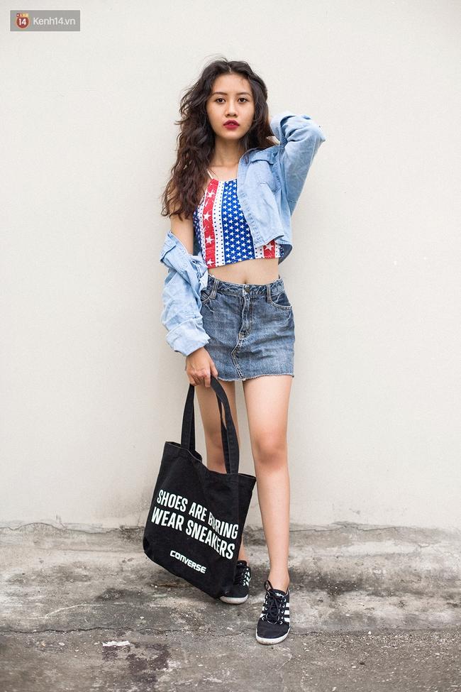 Street style chất chẳng kém thế giới của Hà Nội & Sài Gòn - Ảnh 15.