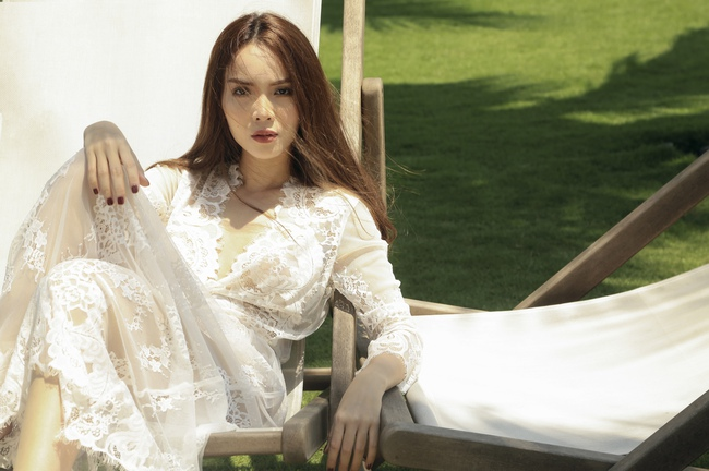 Yến Trang bán nude, Vũ Ngọc Anh đốt mắt với hình thể nóng bỏng - Ảnh 7.