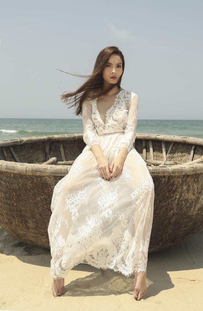 Yến Trang bán nude, Vũ Ngọc Anh đốt mắt với hình thể nóng bỏng - Ảnh 6.