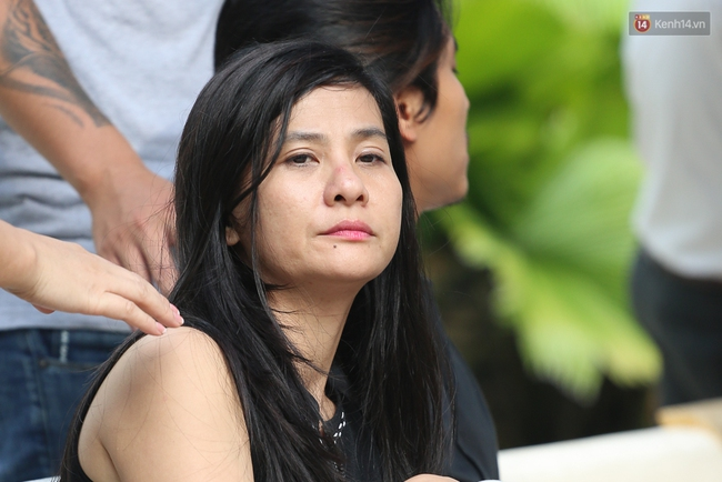Bố Minh Thuận, Nhật Hào bật khóc xúc động trong tang lễ - Ảnh 33.