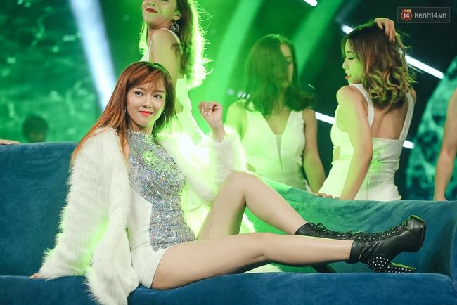 Chung kết Vietnam Idol: Thu Minh \