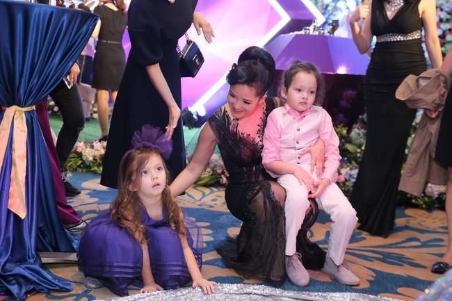 Hoa hậu Đỗ Mỹ Linh ngày càng quyến rũ, vợ chồng Đăng Khôi hạnh phúc dự sự kiện - Ảnh 7.