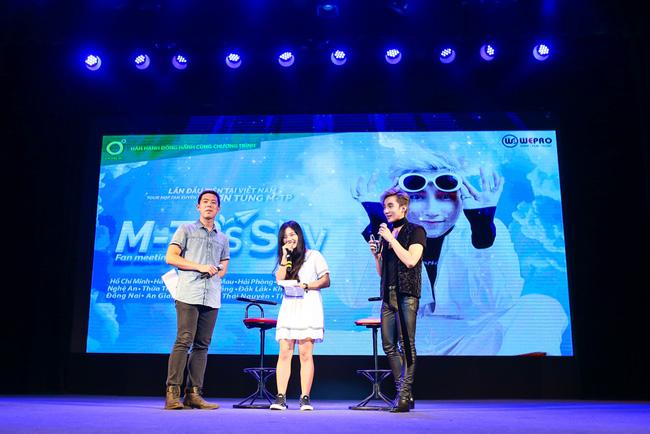 Sau 5 năm, Sơn Tùng M-TP bất ngờ khi gặp lại cô bé fan đã đặt nickname Sky cho mình! - Ảnh 8.