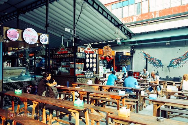 Bạn sẽ phải chảy nước miếng với 3 quán nướng siêu lạ này ở Sài Gòn - Ảnh 7.