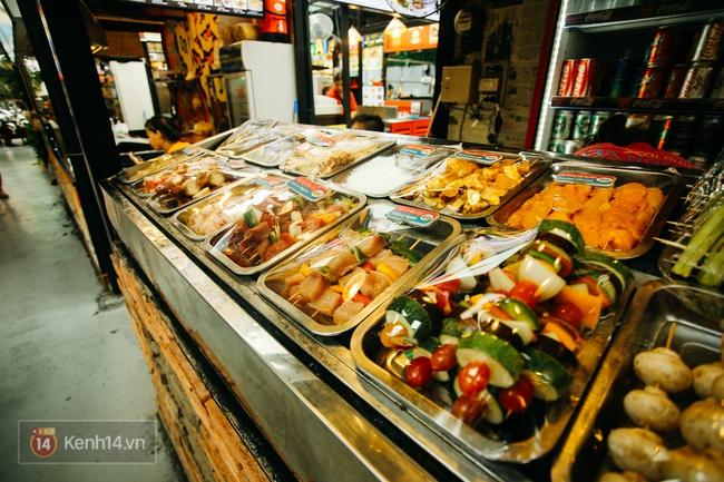 Bạn sẽ phải chảy nước miếng với 3 quán nướng siêu lạ này ở Sài Gòn - Ảnh 3.