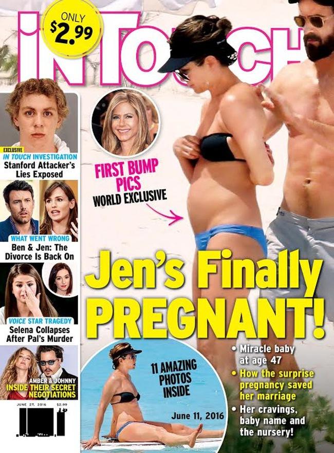 Jennifer Aniston bức xúc khi bị nhục mạ vì cuộc ly hôn với Brad Pitt - Ảnh 3.