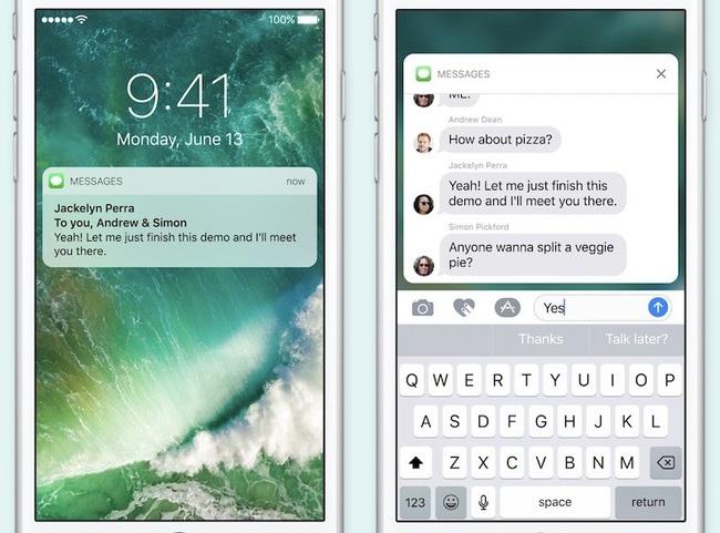 Tóm tắt loạt tính năng mới trên iOS 10 bằng ảnh động không thể dễ hiểu hơn - Ảnh 9.