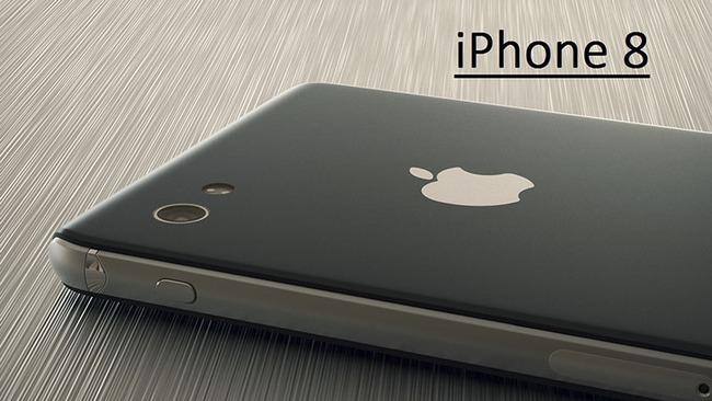 iPhone 8 sẽ là smartphone đột phá và chất chơi nhất của Apple - Ảnh 1.