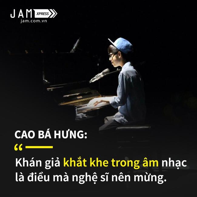 Cao Bá Hưng: Tôi thừa nhận mình có bị ảnh hưởng bởi âm nhạc của Châu Kiệt Luân - Ảnh 4.