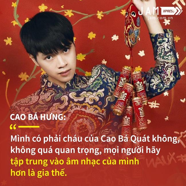 Cao Bá Hưng: Tôi thừa nhận mình có bị ảnh hưởng bởi âm nhạc của Châu Kiệt Luân - Ảnh 1.
