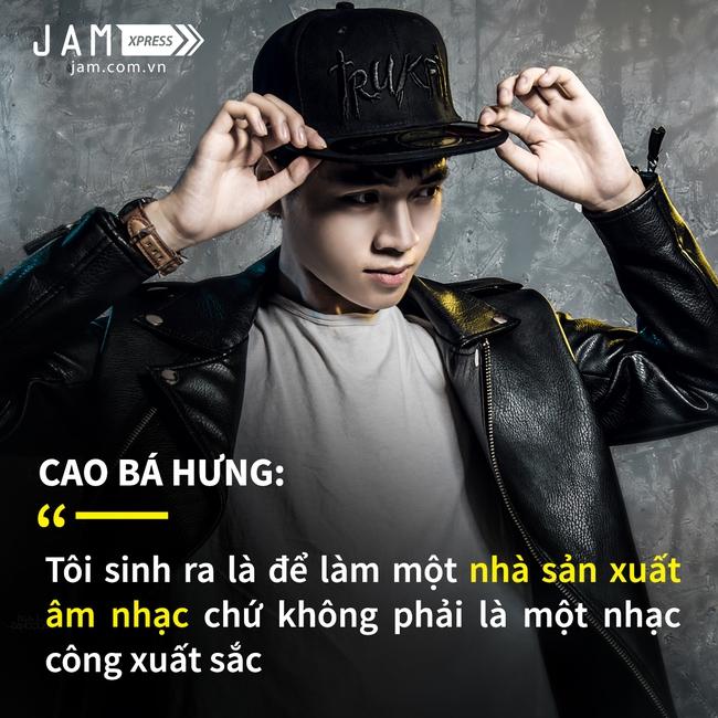 Cao Bá Hưng: Tôi thừa nhận mình có bị ảnh hưởng bởi âm nhạc của Châu Kiệt Luân - Ảnh 2.