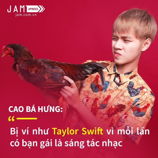 Cao Bá Hưng: Tôi thừa nhận mình có bị ảnh hưởng bởi âm nhạc của Châu Kiệt Luân - Ảnh 7.