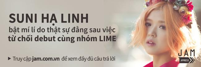 MONSTAR thẳng thắn nói về mối quan hệ với MIN, Suni Hạ Linh không hối tiếc khi không debut cùng LIME - Ảnh 7.