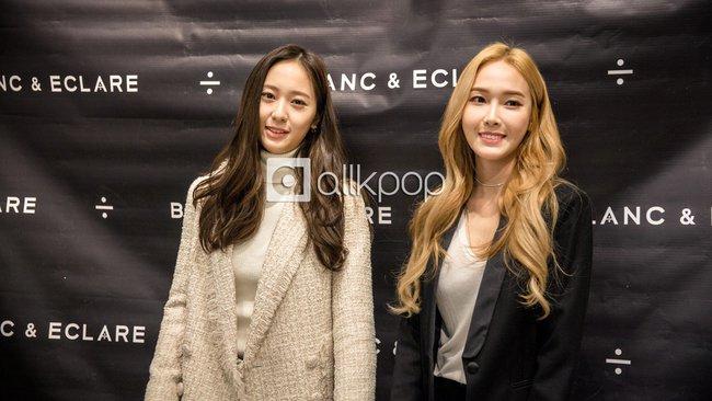 Jessica đẹp lạ bên Krystal, bạn trai đại gia cũng có mặt ủng hộ - Ảnh 8.
