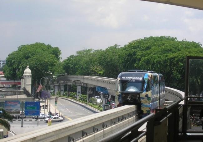 Cây xanh mọc um tùm, đẹp mắt dưới gầm đường sắt trên cao ở nhiều nước trên thế giới - Ảnh 12.