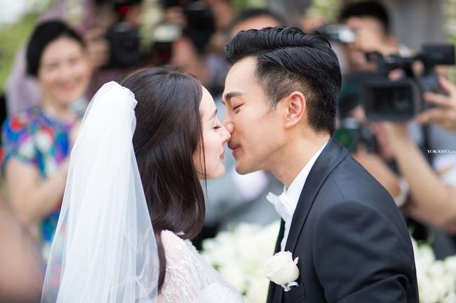 Trước khi có scandal ngoại tình chấn động, Dương Mịch - Lưu Khải Uy đã ngọt ngào và hạnh phúc thế này! - Ảnh 10.