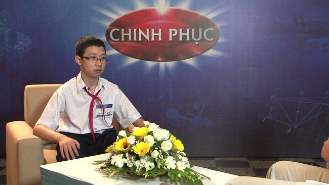 Cậu bé Google Phan Đăng Nhật Minh là cái tên đầu tiên xuất hiện trong trận chung kết Olympia 2017 - Ảnh 2.