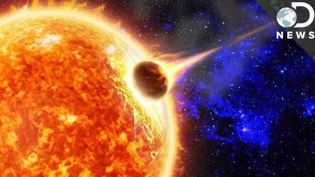 Nếu ngôi sao chổi từng hủy diệt khủng long va vào Mặt trời, chuyện gì sẽ xảy ra? - Ảnh 5.