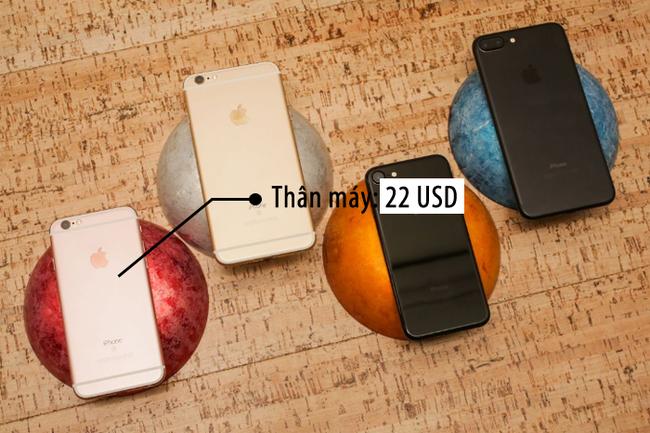 Mỗi máy iPhone 7 bán ra, Apple đút túi hơn 10 triệu đồng - ảnh 6