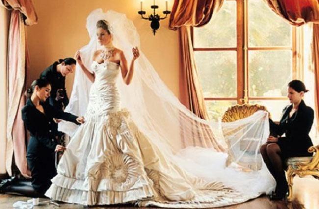 Chùm ảnh: Đám cưới xa hoa của tỷ phú Donald Trump cùng siêu mẫu Melania 11 năm trước - Ảnh 11.